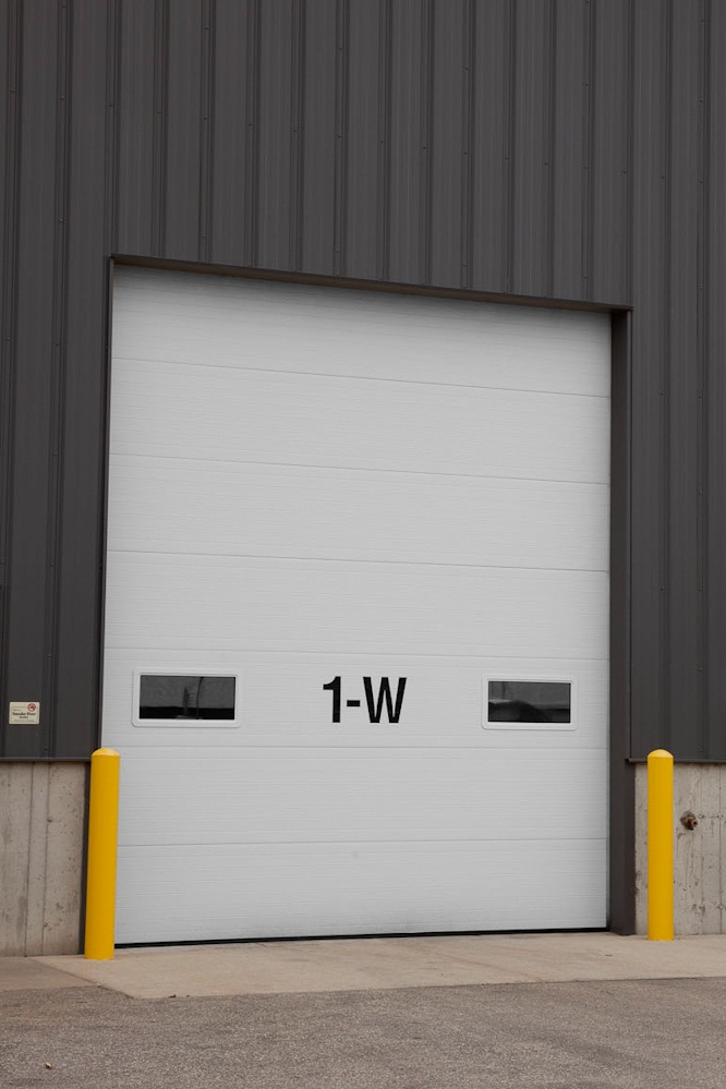 VGroove Insulated Commercial Garage Doors St Cloud MN ADW