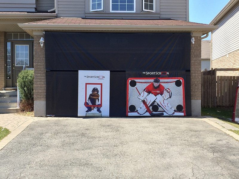 American Door Works Sport Screen