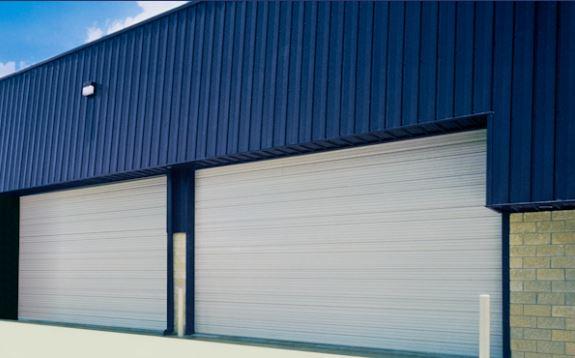 Ribbed Commercial Garage Doors St Cloud Mn America Door