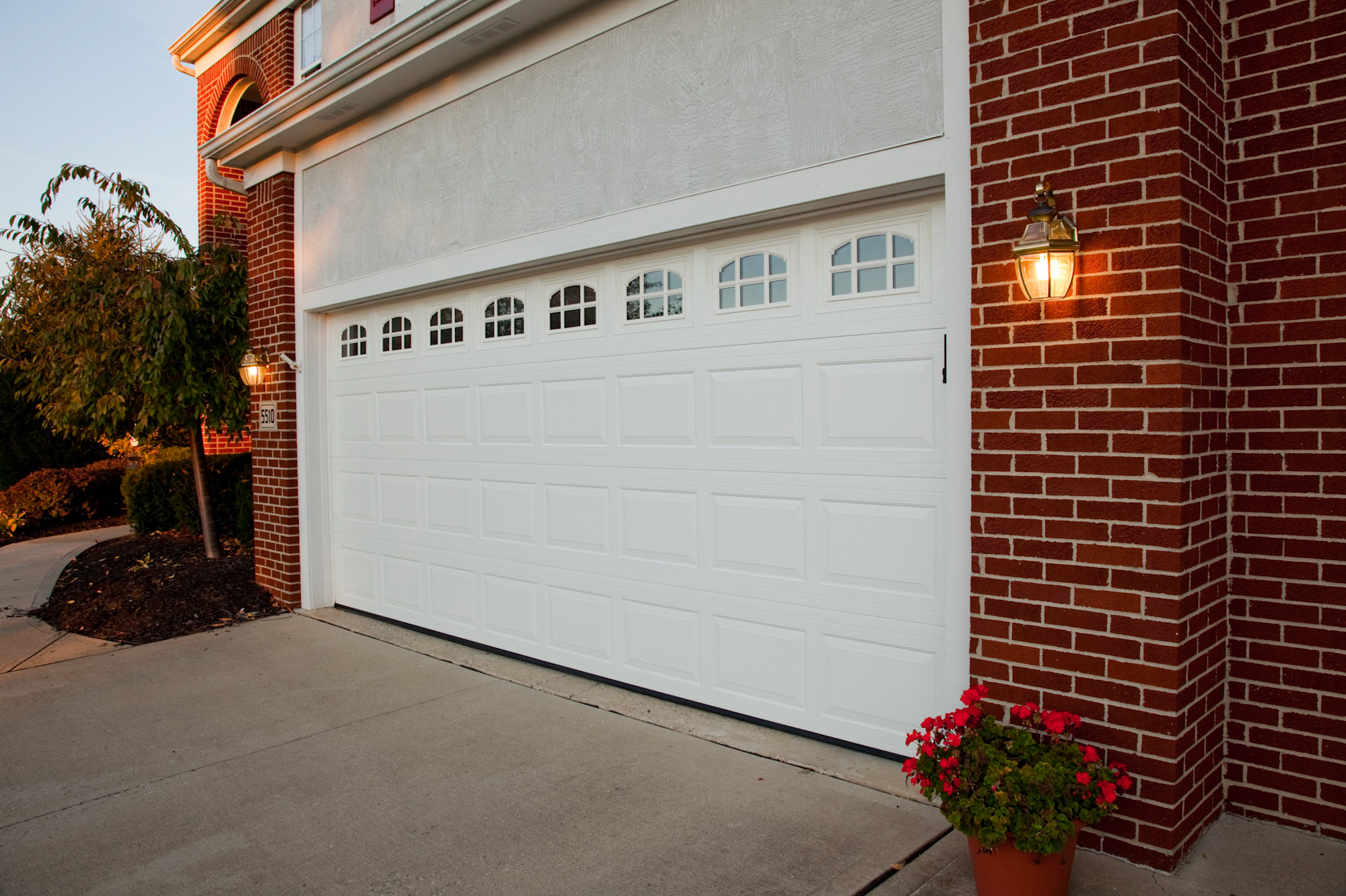 Raised Panel Garage Doors St Cloud Mn American Door Works