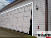 garage door opening styles. This Opening Mechanism Is For A One-piece Garage Door Panel. It Operates In Hinge-like Fashion, Where Assisted And Balanced By Torsion Springs. Styles L