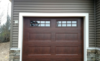 garage door opening styles horizontal his style creates the opposite affect of raised design with many color window and panel options available possibilities are endless to achieve american door works identifying garage door styles residential