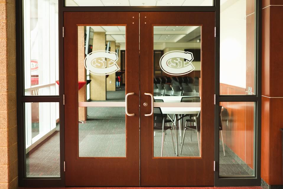 Commercial Interior Wooden Doors With Glass St Cloud Mn