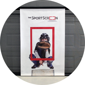 Garage Door Sports Screen St Cloud Mn American Door Works